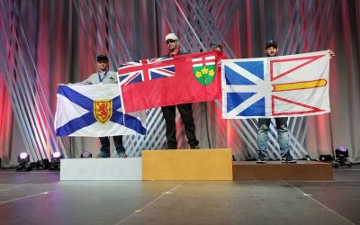 2018 Skills Canada National Competition Results